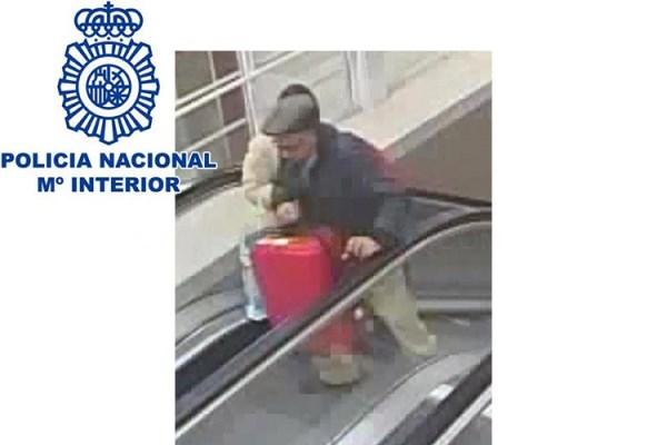 La última pista del desaparecido de Dos Hermanas fue cuando se apeó en la estación de San Bernardo