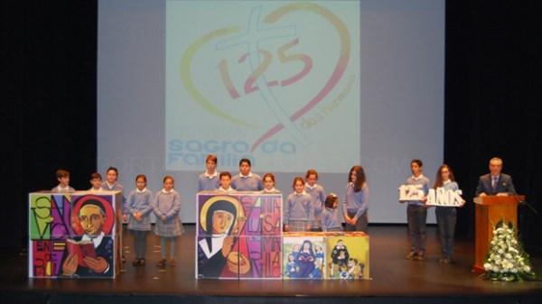 La gran familia de las Hijas de la Caridad se reúne por sus 125 años en Dos Hermanas