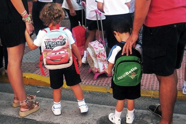 Abierto el plazo para presentar solicitudes de admisión en Educación Infantil en los centros de la provincia