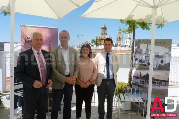 Arranca la temporada de 'Summer Hotel Time' en las terrazas de los hoteles de la capital y de la provincia