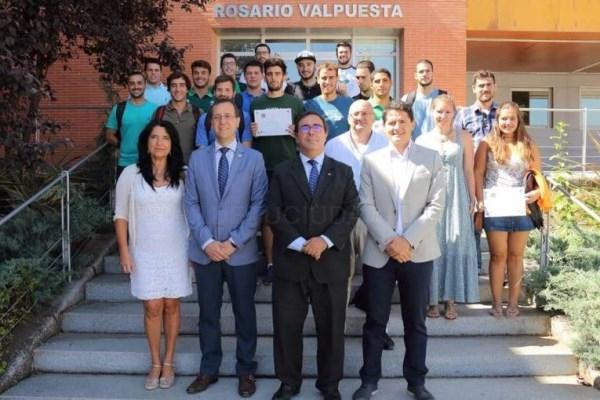 La UPO reconoce a sus mejores deportistas en las competiciones universitarias