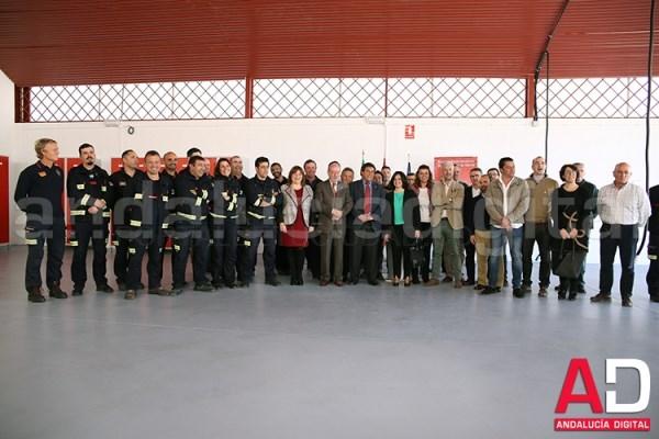El Sistema de Bomberos de la Provincia de Sevilla llevó a cabo 1.717 intervenciones durante el mes de junio