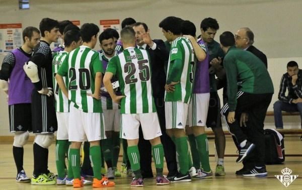 El Betis Futsal arrancará la pretemporada el 7 de agosto
