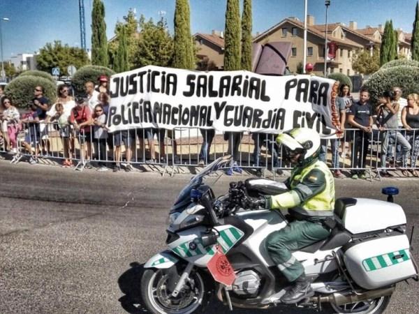 LA REIVINDICACIóN DE LA POLICíA NACIONAL EN ESPAñA. UNA TRISTE REALIDAD