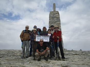 El Club Señal y Camino realiza la subida a La Maroma