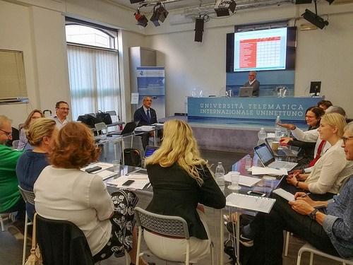EL IES HERMANOS MACHADO PARTICIPA DE UN NUEVO ENCUENTRO ERASMUS + EN ROMA