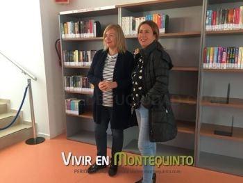 LA BIBLIOTECA DE MONTEQUINTO ESTRENA UNA NUEVA SECCIóN JUVENIL
