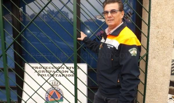 'ENTRé EN PROTECCIóN CIVIL PORQUE NO HAY NADA MáS SATISFACTORIO QUE AYUDAR'