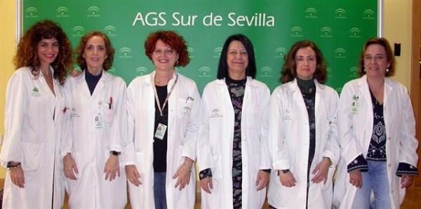 Área Sanitaria Sur de Sevilla potencia la cobertura de la vacunación en adultos como estrategia de salud pública