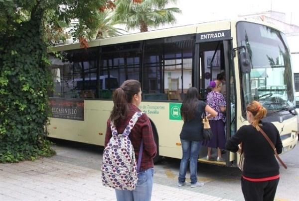 Consorcio de Transportes ofrece transporte a demanda para el centro de inserción Luis Jiménez Asúa en Alcalá de Guadaíra