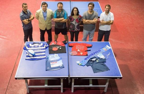 LOS CLUBES SEVILLANOS DE éLITE HACEN FRENTE COMúN EN BUSCA DE PATROCINIO