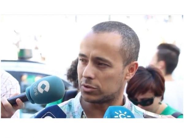 El nazareno Fran Martínez nuevo Coordinador de Áreas de IU Andalucía