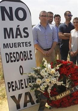El alcalde de Los Palacios ve como 'el colmo' el litigio de Aumar contra el desdoble de la N-IV