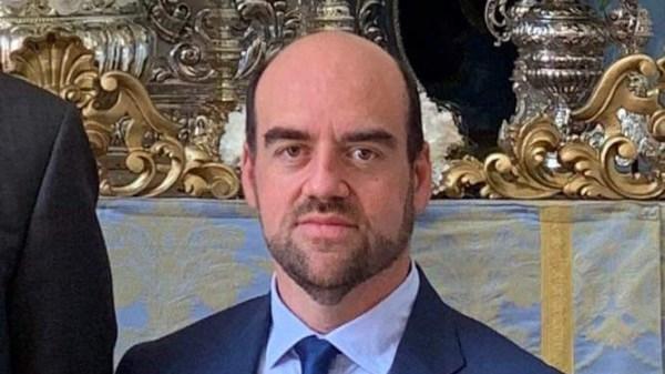 LUIS MIGUEL GONZáLEZ BLáZQUEZ, EXALTADOR DE LA HERMANDAD DEL ROCíO DE MONTEQUINTO EN 2019