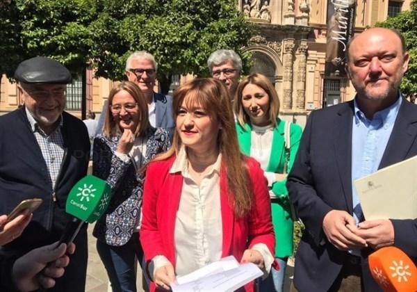 Las enmiendas del PSOE piden más dinero para la SE-40 o la N-IV y 1,5 millones para el Bellas Artes