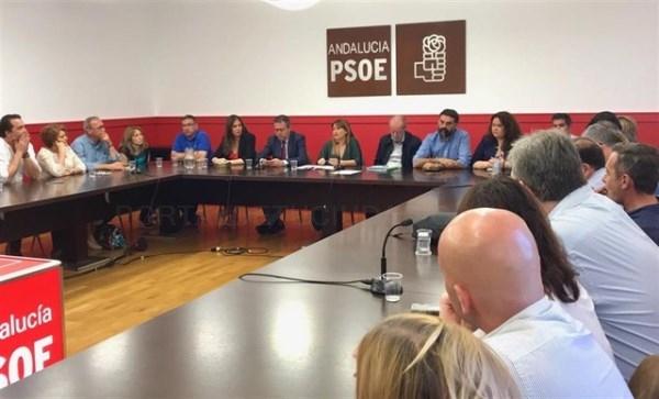 El PSOE aprueba por unanimidad que Villalobos repita como candidato a la Presidencia de la Diputación de Sevilla