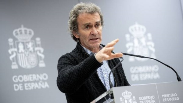 ESPAñA APLANA LA CURVA, PERO CRECEN LOS FALLECIDOS