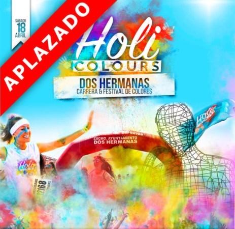 APLAZAMIENTO DEL HOLI COLOURS 2020 POR EL CORONAVIRUS