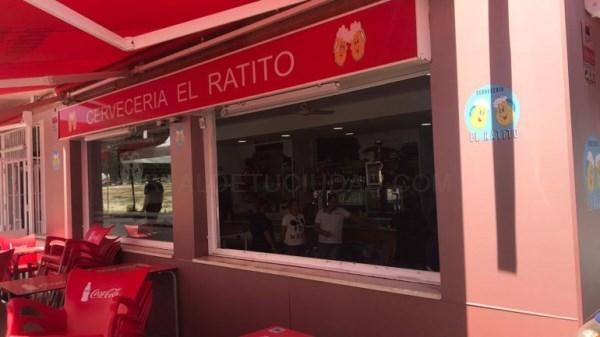 NUEVO ROBO CON GRANDES DESTROZOS EN UN BAR DE MONTEQUINTO