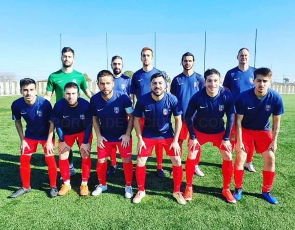 Abultada victoria del C.D. Cantely en la 3ª Andaluza de fútbol