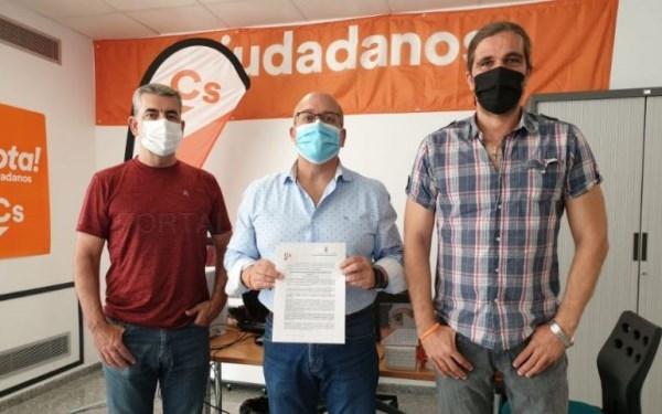 Ciudadanos afea a Toscano que utilice 'excusas sin fundamentos' para negarse a subir el precio de la hora de la ayuda a domicilio