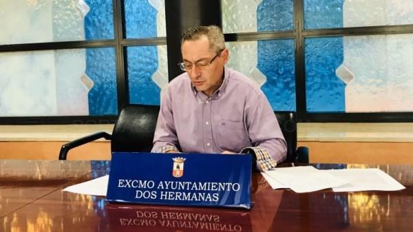 Agustín Morón pide no caer en 'euforia' y mantener todas las precauciones a pesar de la bajada de la incidencia del COVID de este martes