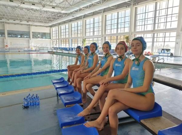 Asalto al liderato de las ligas andaluzas de waterpolo femenino