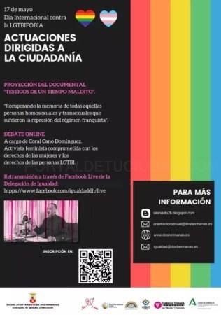 Comienzan los actos del Día Internacional contra la LGTBIfobia