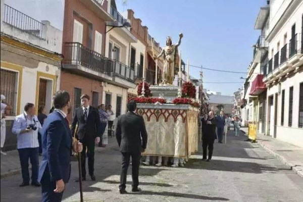 Carteles del Corpus Christi 2021 en Sta. Mª Magdalena y La Oliva