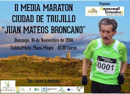 II MEDIA MARATóN TRUJILLO
