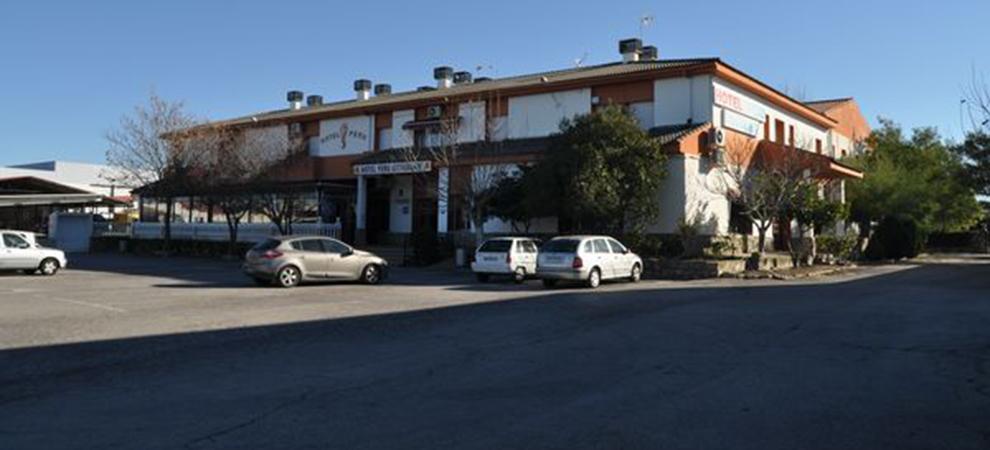 perú, hotel