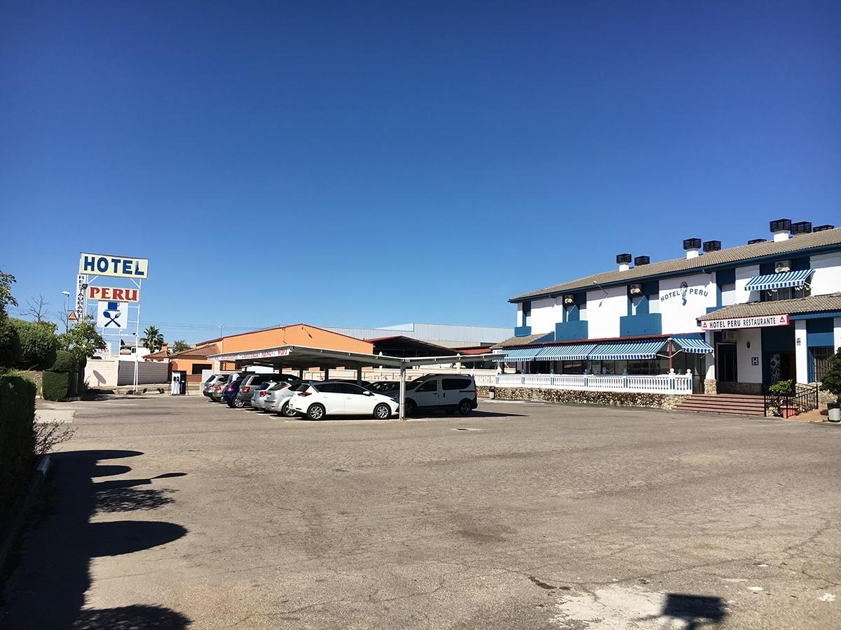 Hotel Perú en Trujillo