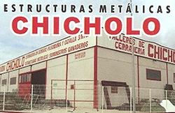 Estructuras Metálicas Chicholo