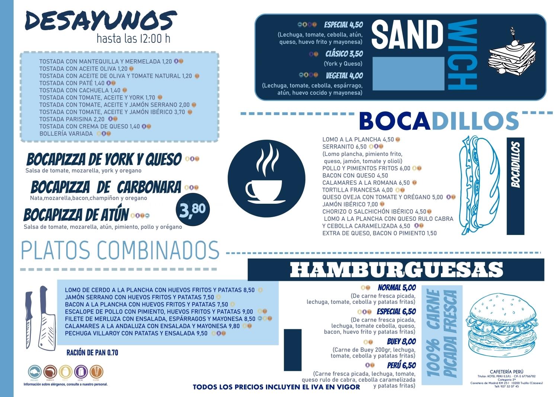 restaurantes para eventos trujillo