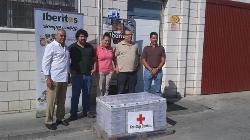 La empresa extremeña Iberitos donará 10.200 meriendas para los menores que atiende Cruz Roja en la región