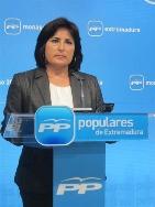 """El PP extremeño resalta que el compromiso con los más vulnerables está """"en el ADN del Gobierno de Monago"""""""
