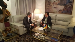 Fernández Vara insiste en la necesidad de convocar una reunión de presidentes autonómicos
