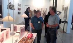 Cultura respalda la presencia de artistas y una galería extremeña en 'Estampa. Feria de Arte Contemporáneo'