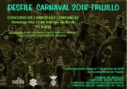 DESFILE CARNAVAL 2018 TRUJILLO.