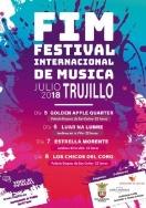 FESTIVAL INTERNACIONAL DE MUSICA CIUDAD DE TRUJILLO