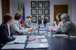 El presidente de la Junta anuncia ayudas para proyectos de I+D en empresas extremeñas.