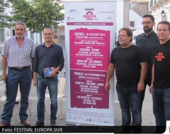 El festival Europa Sur, que se celebra en Cáceres y Trujillo, quiere convertir a Évora (Portugal) en su tercera sede