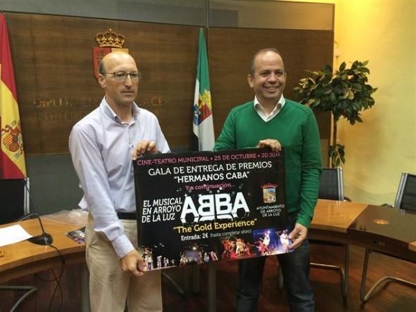 El Otoño Cultural de Arroyo de la Luz incluye un musical de Abba