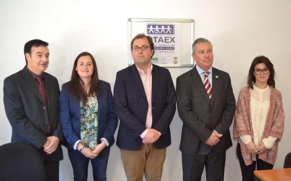 Inaugurada en Trujillo la Oficina Técnica de Accesibilidad de referencia para la provincia de Cáceres