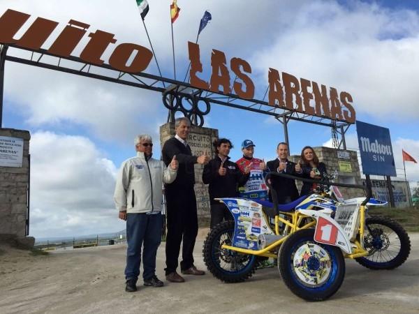 La tercera prueba puntuable del Mundial de Sidecarcross se disputará este fin de semana en Malpartida de Cáceres.