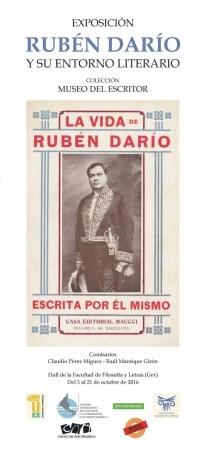 Cáceres se convierte en ´ciudad azul´ con la celebración del simposio ´Rubén Darío. 100 años después´