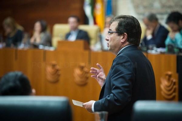 El presidente de la Junta se reunirá el próximo día 30 con la ministra de Agricultura para abordar asuntos como la DIA de la Mina de Aguablanca