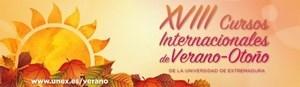 Arrancan los cursos Internacionales de Verano-Otoño de la UEx.