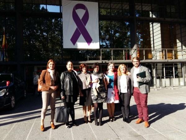 Se valora la creación de un grupo de trabajo entre las Comunidades Autónomas y Sanidad para desarrollar Pacto de Estado contra la Violencia de Género