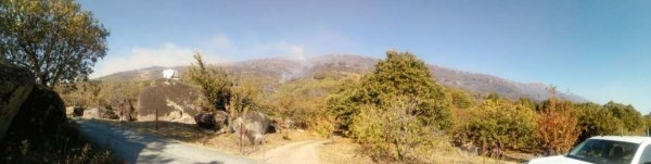 La Junta prohibirá periódicamente las quemas de restos en los términos municipales del Valle de Jerte y Sierra de Gata.